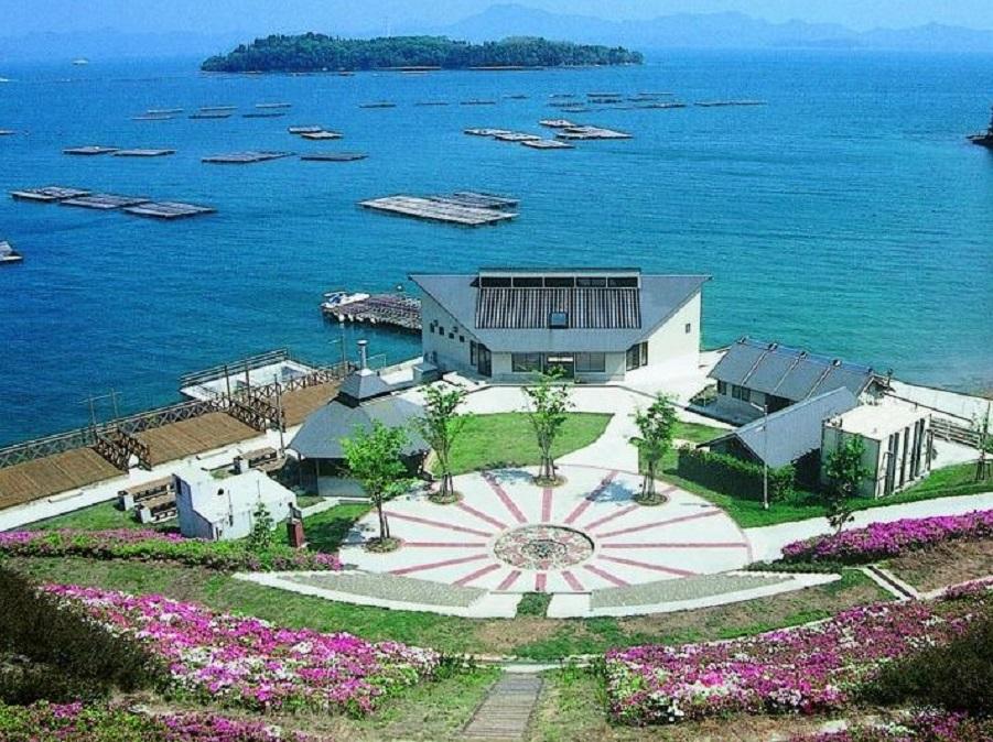龍王島自然体験村(広島県・龍王島)
