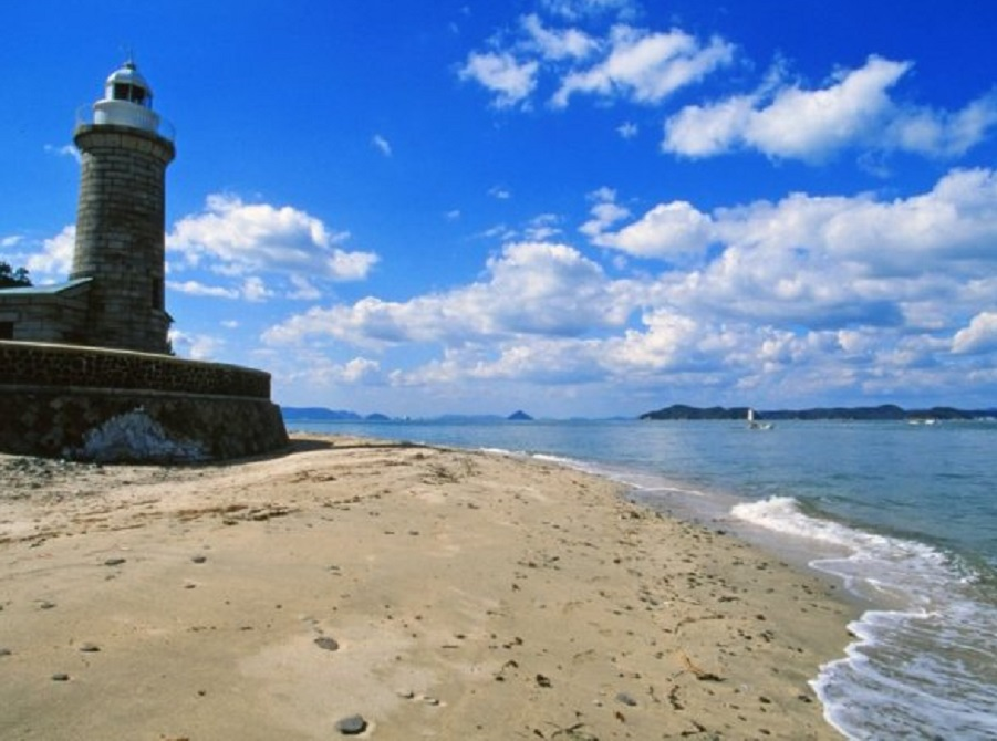 男木島灯台キャンプ場(香川県・男木島)