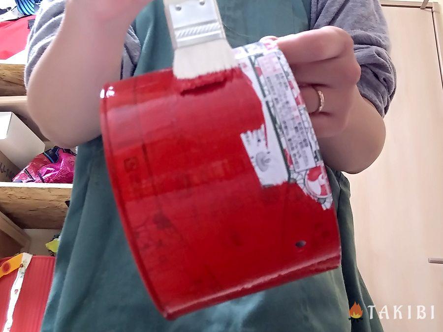 【DIY】アウトドア必須アイテム!蚊取り線香缶をリメイク