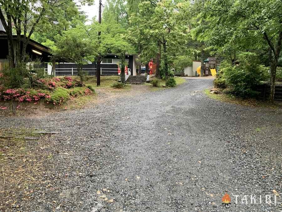 充実設備でアクセス良し!能勢温泉キャンプ場の3つの魅力 サイトの種類
