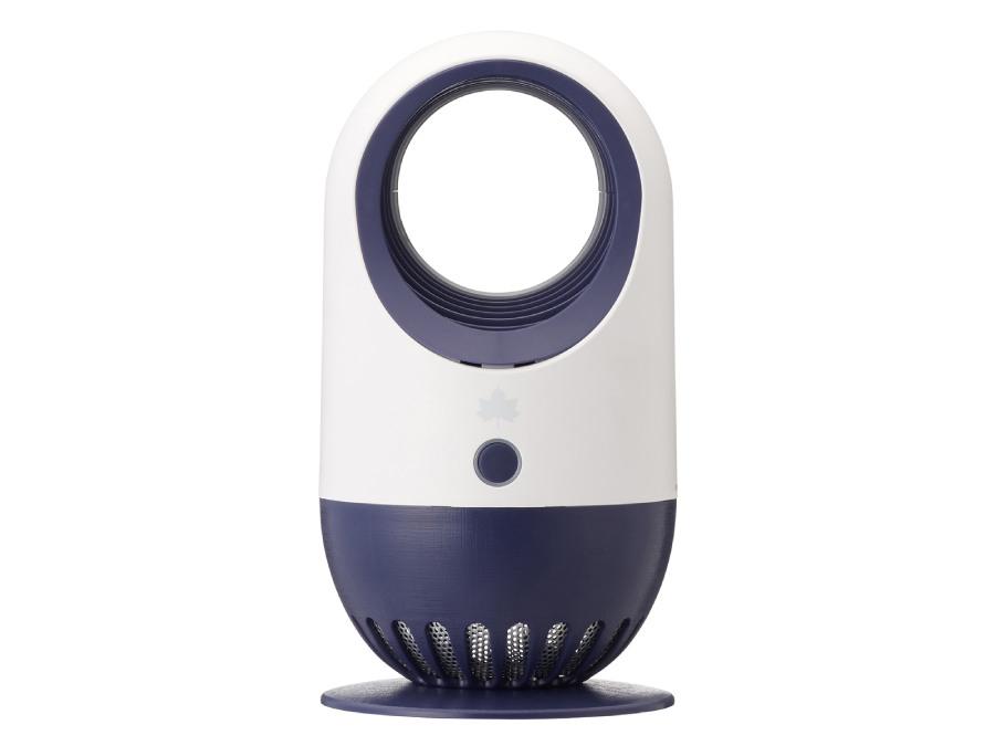 【LOGOS】薬剤を使わない!光と温度で蚊をおびき寄せる「野電 モスキートキラー」
