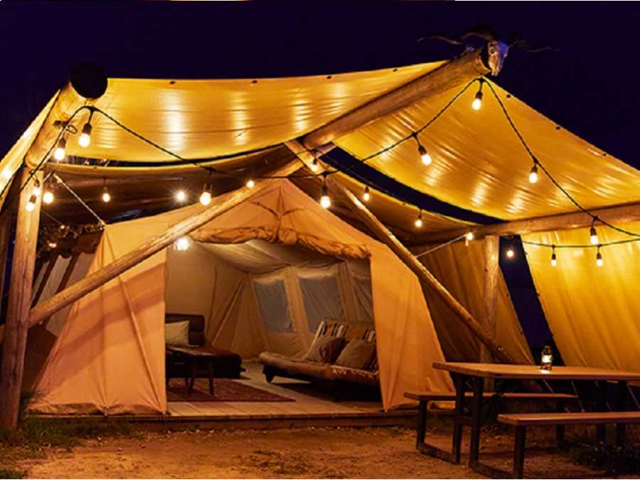 WILD BEACH SEASIDE GLAMPING PARK(千葉県)