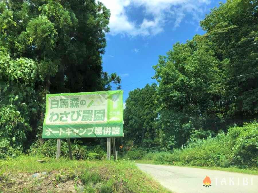 【長野県】避暑地を求めて、白馬森のわさび農園オートキャンプ場へ!