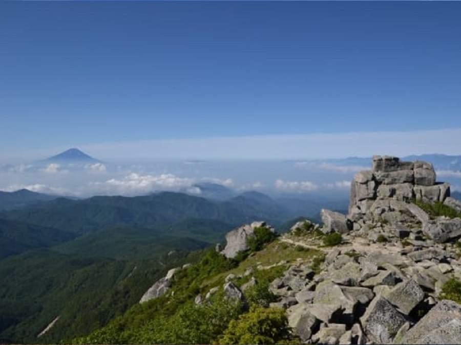 金峰山(きんぷさん)