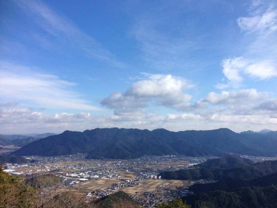 <ハイキング>高見山(たかみさん)