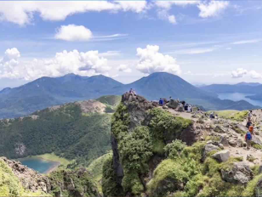 <ハイキング>日光白根山