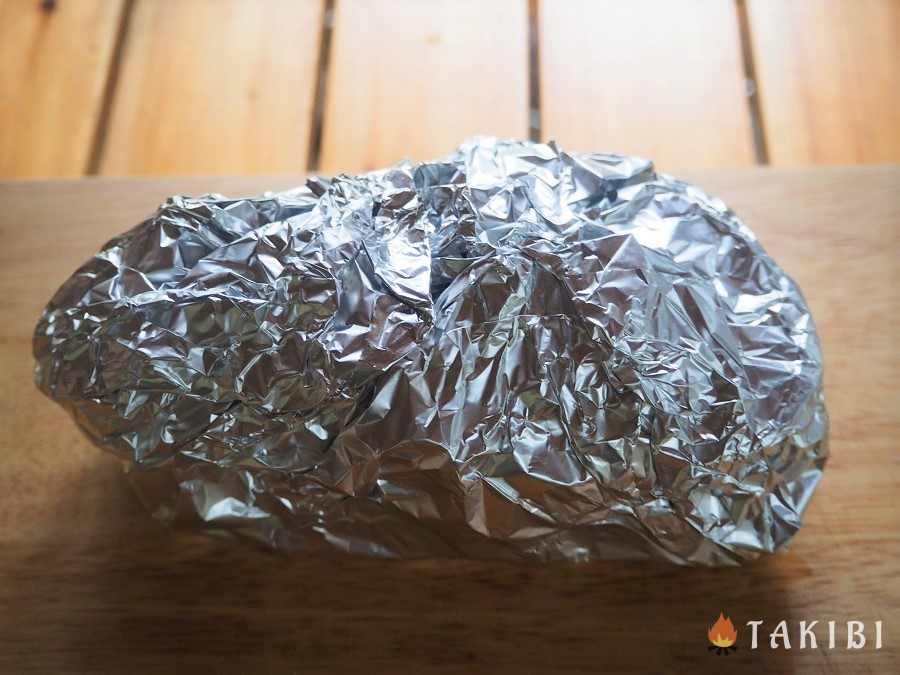 ダッチオーブンで作る本格ローストポーク-そとごはん-