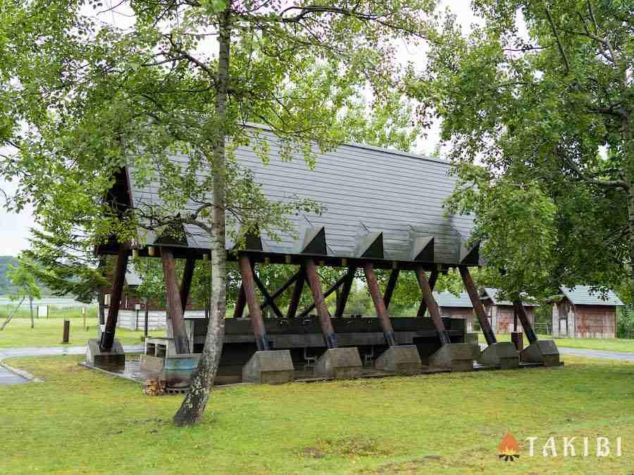 【北海道釧路町】日本最大の釧路湿原が間近に感じられる達古武オートキャンプ場