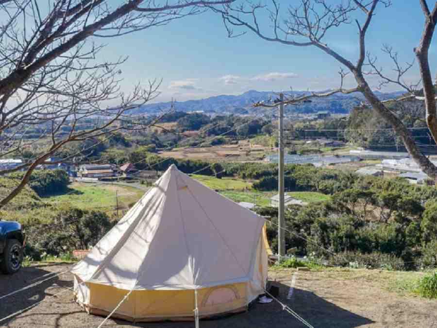 2.オレンジ村オートキャンプ場(千葉県)