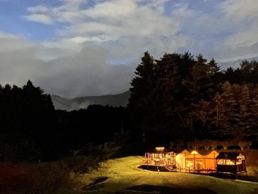 Mt.FUJI CAMP RESORT,山梨県