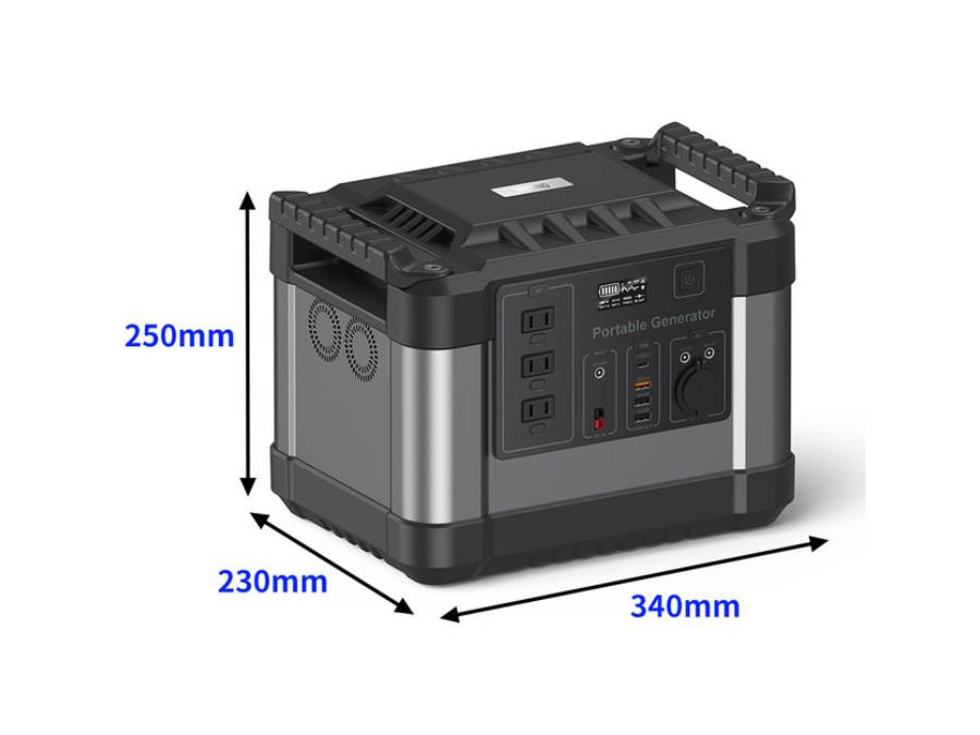G1000,ポータブル電源