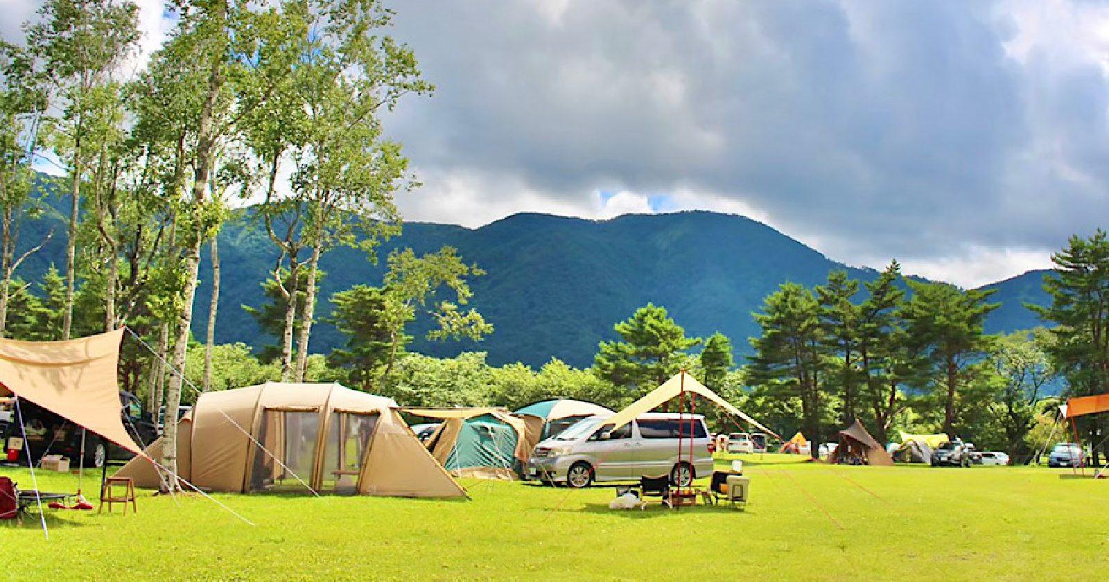 涼しく過ごすコツを紹介!夏キャンプの暑さ対策
