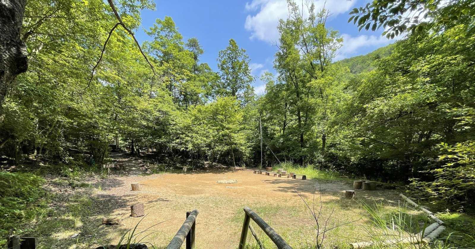 【大阪府】豊中市立青少年自然の家わっぱる 自然のままの森と川をどちらもまとめて楽しめる!