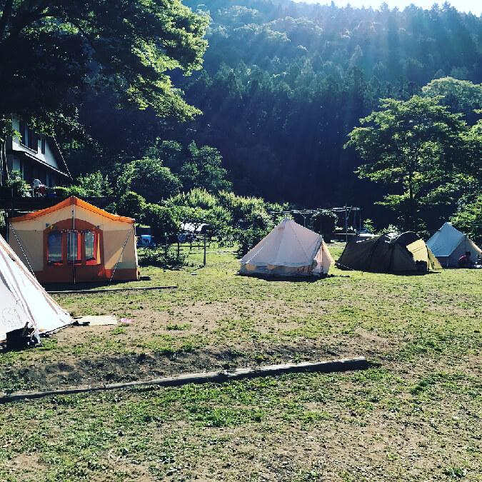あきる野市秋川渓谷周辺のおすすめキャンプ場をご紹介 コテージ