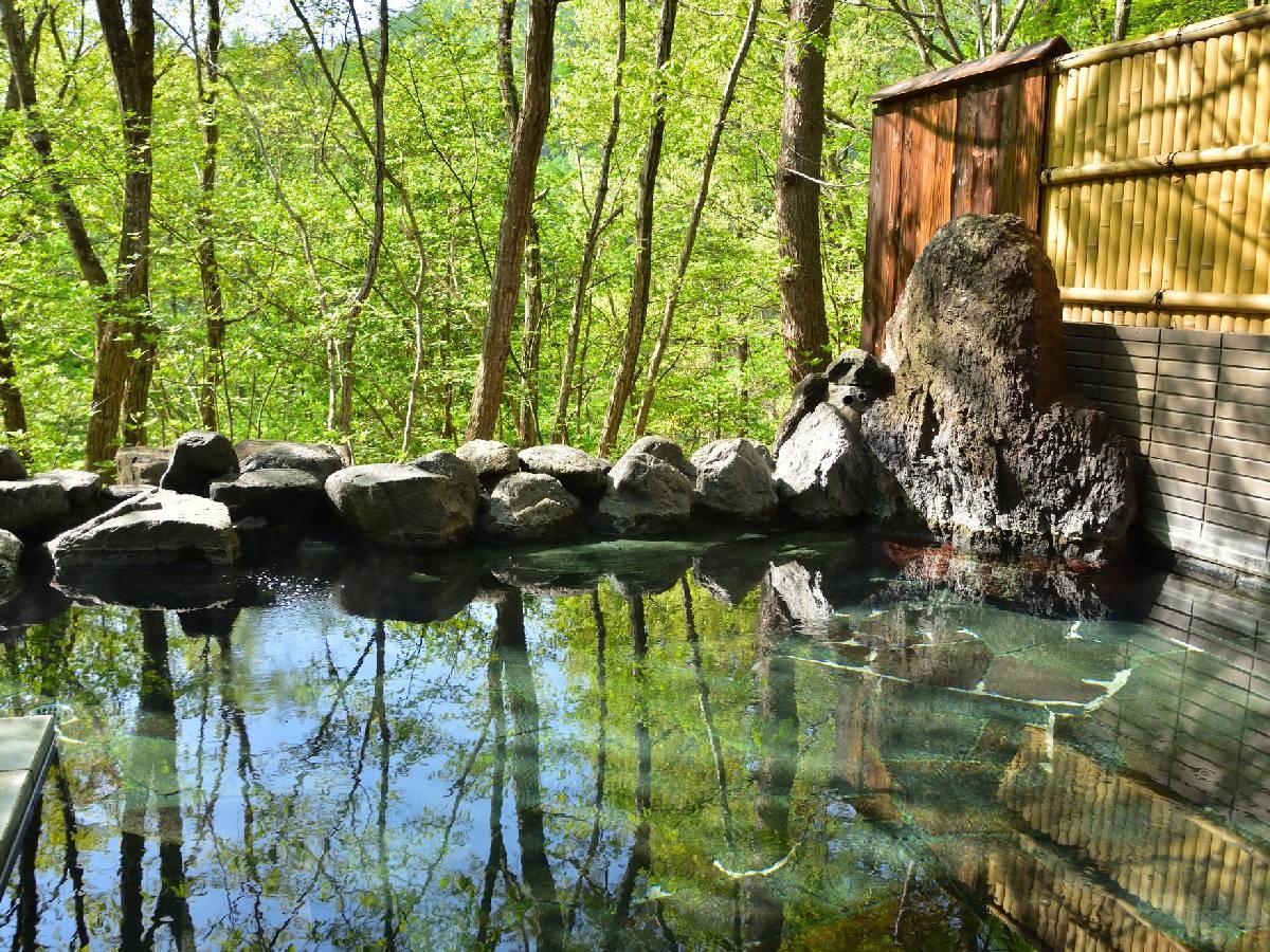関東編 キャンプで身も心も癒やそう 温泉のあるおすすめキャンプ場