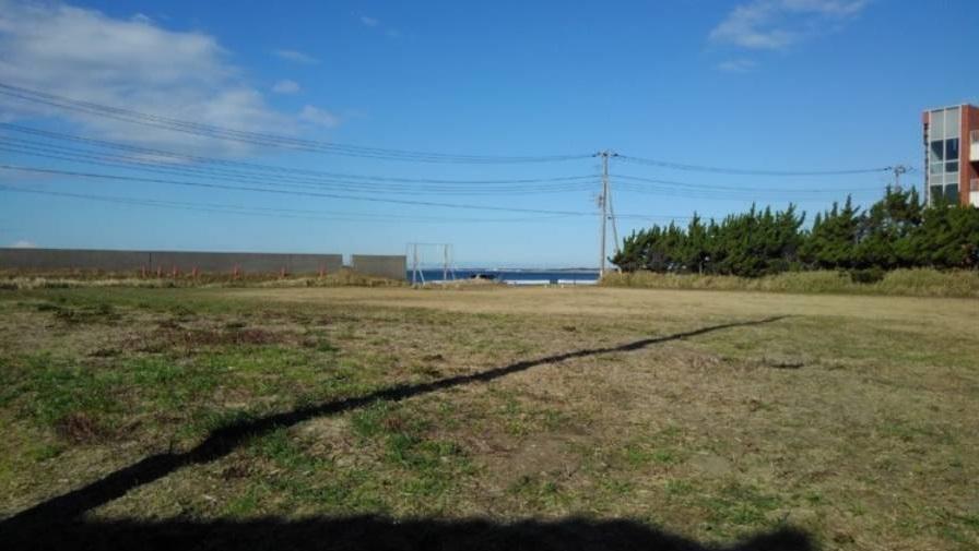 ささやかなおうち 大貫海岸,千葉県,庭