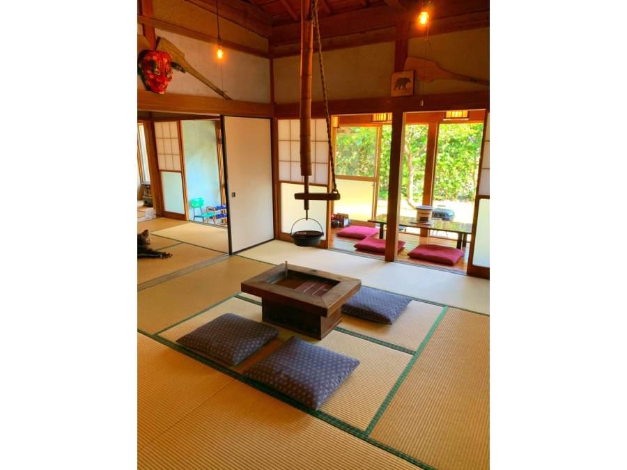 いろり庵,千葉県,室内