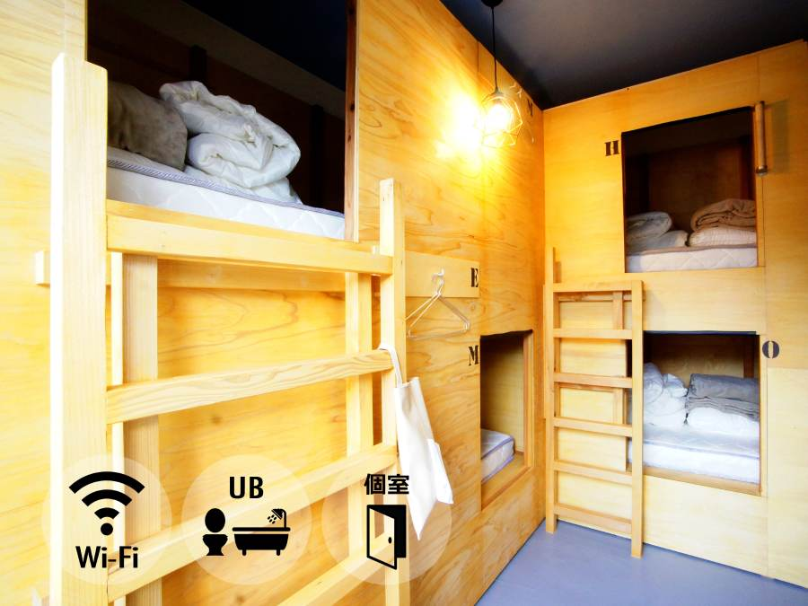 We Home ホテル+ホステル&キッチン,千葉県,室内